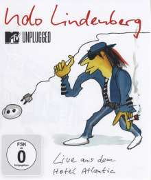 Udo Lindenberg: MTV Unplugged - Live aus dem Hotel Atlantic, Blu-ray Disc