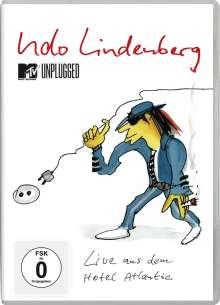 Udo Lindenberg: MTV Unplugged - Live aus dem Hotel Atlantic, 2 DVDs