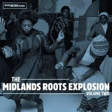 The Midlands Roots Explosion Volume Two, CD