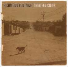 Richmond Fontaine: Thirteen Cities (180g), 2 LPs