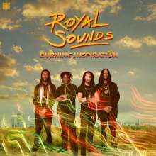 Royal Sounds: Burning Inspiration (Limited-Edition), 3 LPs