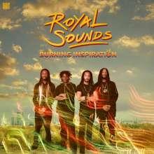 Royal Sounds: Burning Inspiration, CD