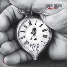 Laid Blak: About Time (Limited-Edition) (Clear Vinyl), LP