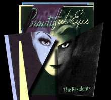 The Residents: Beautiful Eyes, CD
