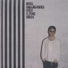 Noel Gallagher's High Flying Birds: Chasing Yesterday (180g) (LP + CD), LP