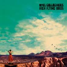 Noel Gallagher's High Flying Birds: Who Built The Moon? (180g), LP