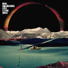 Noel Gallagher's High Flying Birds: Holy Mountain, Single 12""