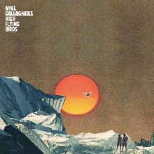 Noel Gallagher's High Flying Birds: She Taught Me How To Fly, Single 12""