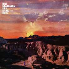"""Noel Gallagher's High Flying Birds: If Love Is The Law, Single 12"""""""