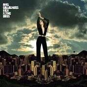 Noel Gallagher's High Flying Birds: Blue Moon Rising EP (Limited Edition) (Coloured Vinyl), Single 12""