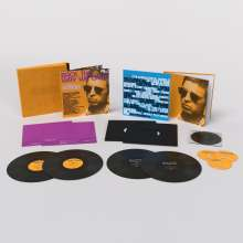 """Noel Gallagher's High Flying Birds: Back The Way We Came: Vol. 1 (2011 - 2021) (Box Set) (180g), 4 LPs, 3 CDs und 1 Single 7"""""""