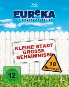 EUReKA (Komplette Serie) (Blu-ray), 18 Blu-ray Discs