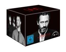 Dr. House (Komplette Serie), 46 DVDs