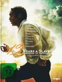 12 Years a Slave (Blu-ray im Mediabook), Blu-ray Disc