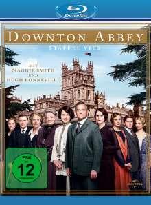 Downton Abbey Season 4 (Blu-ray), 3 Blu-ray Discs