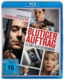 Blutiger Auftrag (Blu-ray), Blu-ray Disc