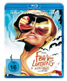 Fear and Loathing in Las Vegas (Blu-ray), Blu-ray Disc