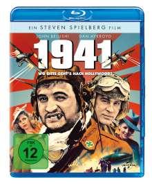 1941 - Wo bitte geht's nach Hollywood (Blu-ray), Blu-ray Disc