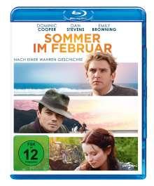 Sommer im Februar (Blu-ray), Blu-ray Disc