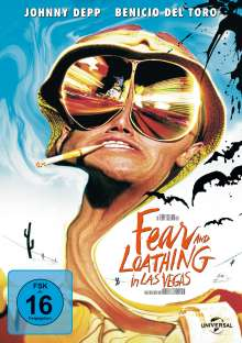 Fear and Loathing in Las Vegas, DVD