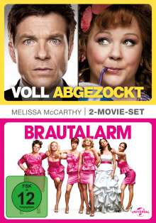 Melissa McCarthy 2-Movie-Set, 2 DVDs