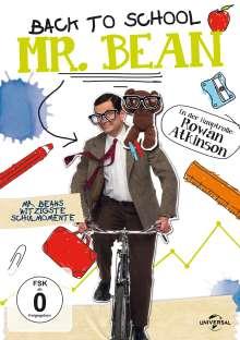 Back to School Mr. Bean, DVD