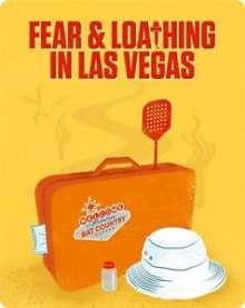 Fear and Loathing in Las Vegas (Blu-ray im Steelbook) (UK Import)), Blu-ray Disc