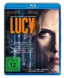 Lucy (Blu-ray), Blu-ray Disc