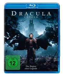 Dracula Untold (Blu-ray), Blu-ray Disc