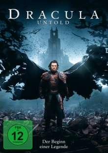 Dracula Untold, DVD