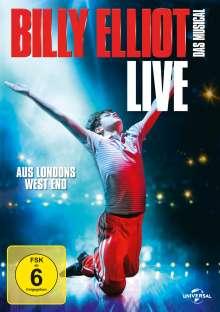 Billy Elliot: Das Musical - Live (OmU), DVD
