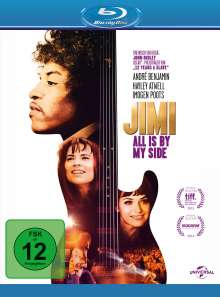 Jimi: All is by my side (Blu-ray), Blu-ray Disc