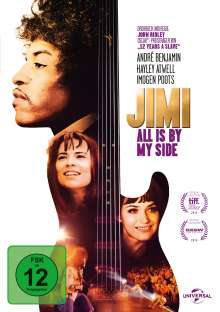 Jimi: All is by my side, DVD