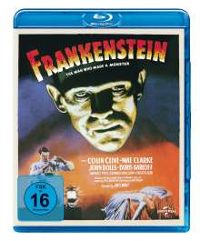 Frankenstein (1931) (Blu-ray), Blu-ray Disc