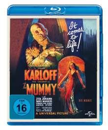 Die Mumie (1932) (Blu-ray), Blu-ray Disc
