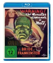 Frankensteins Braut (Blu-ray), Blu-ray Disc