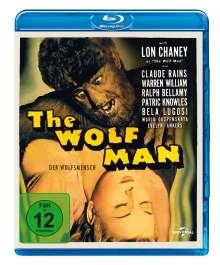 Der Wolfsmensch (1941) (Blu-ray), Blu-ray Disc
