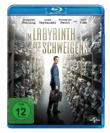 Im Labyrinth des Schweigens (Blu-ray), Blu-ray Disc