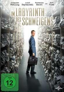Im Labyrinth des Schweigens, DVD