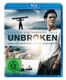 Unbroken (Blu-ray), Blu-ray Disc