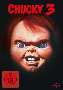 Chucky 3, DVD