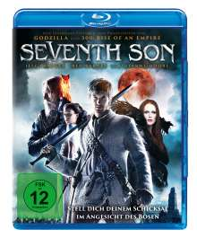 Seventh Son (Blu-ray), Blu-ray Disc
