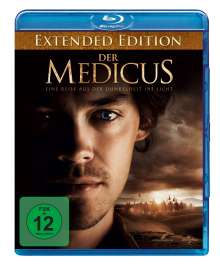 Der Medicus (Extended Edition) (Blu-ray), 2 Blu-ray Discs