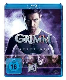 Grimm Staffel 3 (Blu-ray), 5 Blu-ray Discs