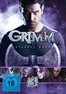Grimm Staffel 3, 6 DVDs