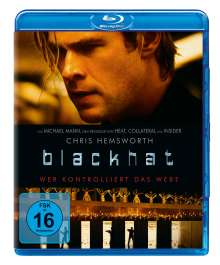Blackhat (Blu-ray), Blu-ray Disc