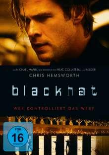 Blackhat, DVD