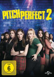 Pitch Perfect 2, DVD