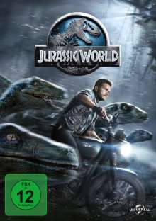 Jurassic World, DVD