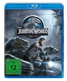 Jurassic World (Blu-ray), Blu-ray Disc